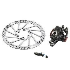 BB7 MTB Bike Brakes Disc Caliper Mechanical Front Wheel+160mm Rotor New SY