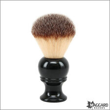 Shaving Brush - Maggard Razors - Black 22mm Synthetic Brush