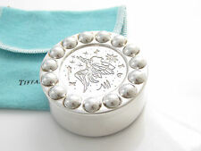Tiffany & Co Silver RARE Picasso Fairy Princess Pill Tooth Box Case Container!