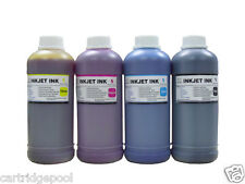 4x500ml Direct dye inkjet ink for any textile fabric printing