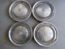 1973 Cadillac DeVille Wheel Covers Set of 4 - Good Condition