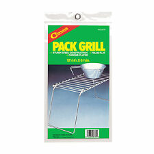 "Coghlan's Pack Grill - 12 1/2"" X 6 1/2"", Camping, Outdoors, Chrome Plated"