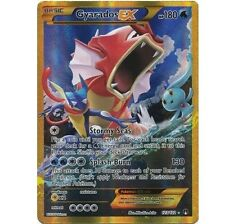 SHINY SHINING GYARADOS 123/122 Ultra Rare Secret Star Holo Foil Pokemon Card