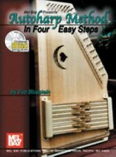 Mel Bay Presents Autoharp Method in Four Easy Steps (book and CD set)