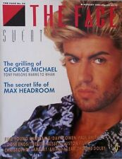 GEORGE MICHAEL / WHAM * THE FACE * AUGUST '85 * HTF! * MAX HEADROOM