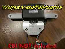 Yamaha Banshee CDI & Voltage Regulator Relocation Bracket Mount Kit, Trail Tech