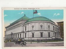 Corcoran Art Gallery Washington DC Vintage USA Postcard 510a