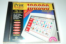 Print Perfect 100,000 Clip Art Designs by Swift Jewel - PC Software