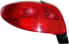 Peugeot 206 Heckleuchte links Rücklicht Rückleuchte Bremslicht Schrägheck 2