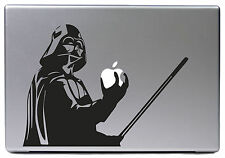 "Apple MacBook Air Pro 15"" DARTH VADER STAR WARS Aufkleber Sticker Skin Decal 744"