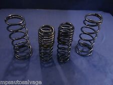 05 06 07 08 09 10 11 12 13 14 Ford Racing Mustang Coil Spring Spings Front Rear