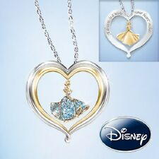 Cinderella's Dream Necklace Pendant  - Disney - Bradford Exchange