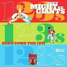 THEY MIGHT BE GIANTS - HERE COME THE 123s - CD+DVD