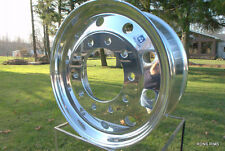 """22.5 x 9"""" WIDEBASE FRONT ALCOA 893651 ALUM KW IHC FORD PETE FREIGHTLINER"""