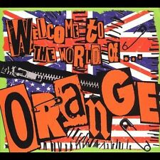 Welcome to the World Of (CD) by Orange (Shelf CD 15)