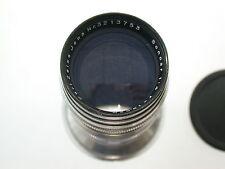 CARL ZEISS Jena  Sonnar T 4/135 135mm F4 Contax /14