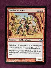 Goblin Warchief dd  VO   -  MTG Magic (EX)