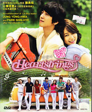 Heartstrings / You've Fallen For Me Korean TV Drama Dvd - Good English Subtitle