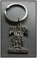 DEATH ROW RECORDS rare PRO KEY CHAIN RING DR DRE 2PAC SNOOP DOGGY DOGG N.W.A.