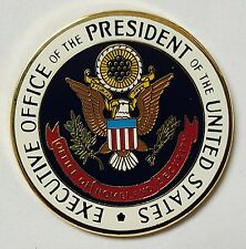 Authentic Executive Office of POTUS DHS Homeland Security White House SES Pin