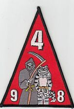 VF-101 GRIM REAPERS 04-98 AB CLASS PATCH