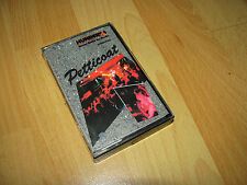 Petticoat Voices of Rock'n'Roll Kult Band Berlin Audio Cassette top Zustand