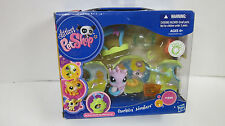 littlest pet shop snorklin adventure snorkel figures new 1352