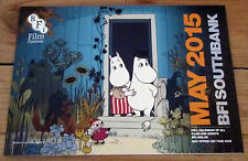 Moomins promotional flyer, new