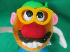 1998 NANCO MR. POTATO HEAD HASBRO FUNNY FACE PLUSH STUFFED ANIMAL TOY