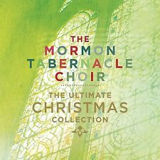 THE MORMON TABERNACLE CHOIR - THE ULTIMATE CHRISTMAS COLLECTION  CD NEU HÄNDEL