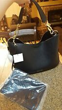 Calvin Klein REVERSIBLE LG PURSE W/MATCHING ZIP CLUTCH  NEW STYLE  MAGNETIC CLIP