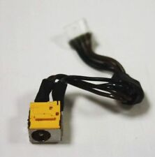 GENUINE OEM DC POWER JACK W/PIGTAIL CABLE HARNESS--ACER ASPIRE 5520/5720 LAPTOP