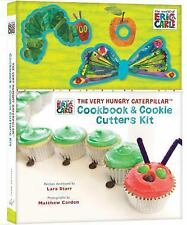 The Very Hungry Caterpillar Cookbook and Cookie Cutters Kit (The World of Eric C