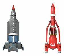 "Hornby ""Corgi Thunderbirds TB1 and TB3"" Die Cast Model (Grey/Red)"