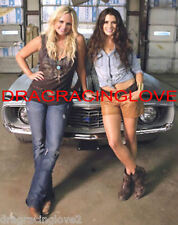 SUPER HOT SEXY Danica Patrick & Miranda Lambert & 69 Camaro 8x10 PHOTO!