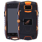 "4"" Android Discovery V11 Smartphone Rugged Waterproof Military Mobile GPS 2G/3G"