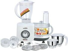 Inalsa Maxie Marvel 800 W Food Processor With Vat Paid Bill