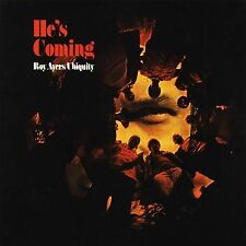 ROY AYERS UBIQUITY He's Coming POLYDOR RECORDS Sealed Vinyl Record LP
