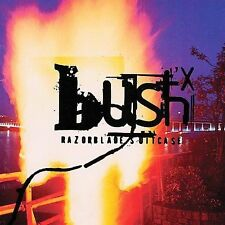 Razorblade Suitcase by Bush (CD, Feb-1997, Interscope (USA))