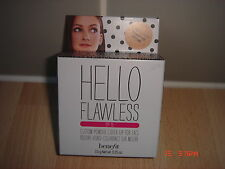 bn benefit hello flawless custom cover-up powder for face [ toasted beige ] 7.0g