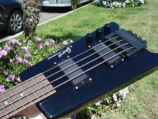 Steinberger Spirit XT-2 4 String Headless Bass Black with gigbag