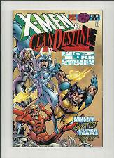 X-Men & Clan Destine # 1-2 NM