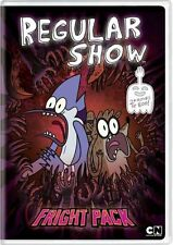 REGULAR SHOW - FRIGHT PACK 4 - DVD - Region 1