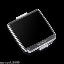 for Nikon D200 LCD Screen Hard Plastic Pretector, BM-6 Screen Cover
