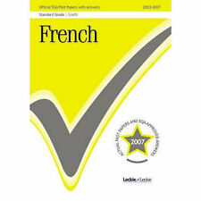SQA French Credit 2007/2008 SQA Past Papers (Official Sqa Past Paper) Very Good