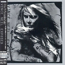 VINCE NEIL EXPOSED CD