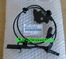 Toyota Prius Front Right OSF ABS Wheel Speed Sensor Anti Lock Brakes 8954247030