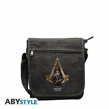 ASSASSIN'S CREED Messenger Bag Golden Union Jack Small Size