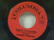 "JOHNNY HORTON ""NORTH TO ALASKA / THE MANSION YOU STOLE"" 45"