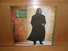 Barry White - The man is back!    12`LP
